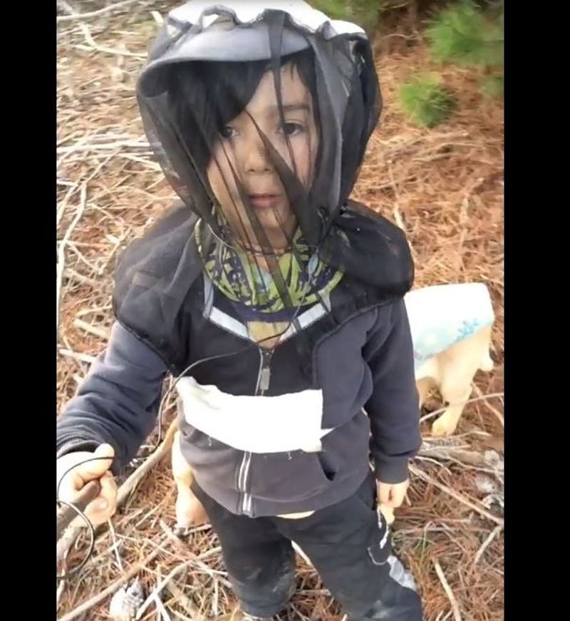 Leo Piopio: el niño que te enseña a cuidar el planeta y que causa furor en redes sociales