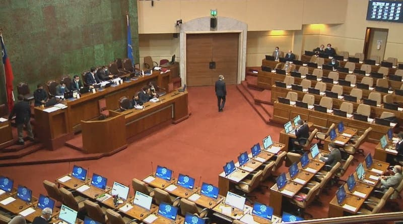 Gobierno anuncia indicación para reducir número de parlamentarios
