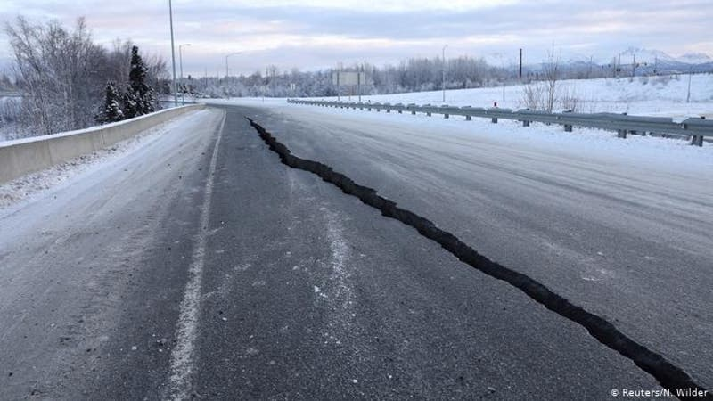 Alerta de tsunami en Alaska tras sismo 7,8