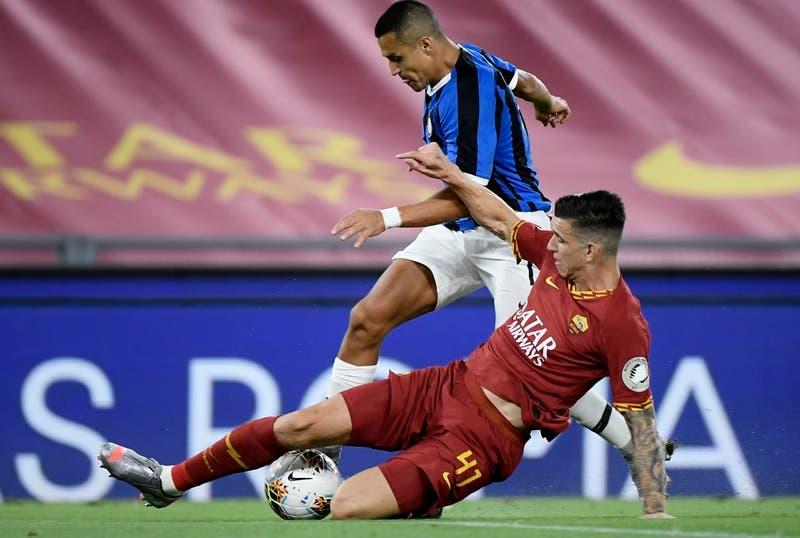 La intención del Inter de Milán con Alexis Sánchez de cara a la Europa League