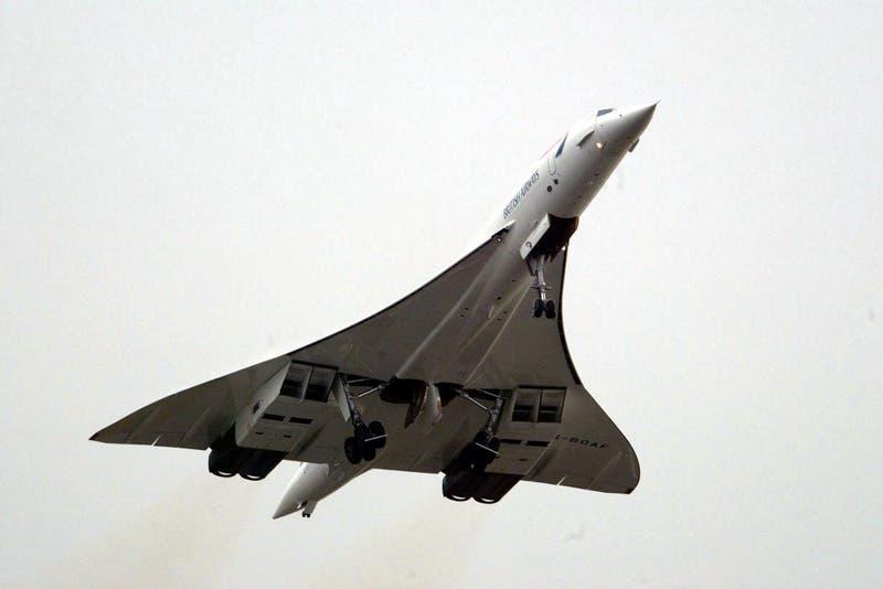 A 20 años de la tragedia del Concorde: Algunos hitos del avión supersónico