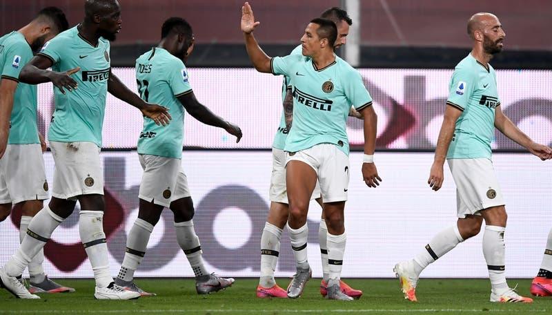 El nuevo escenario para que Alexis continúe en el Inter y pueda jugar la Europa League