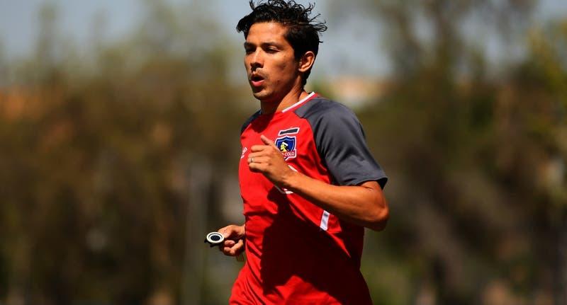 [VIDEO] Matías Fernández reaparece con un golazo en entrenamiento de Colo Colo