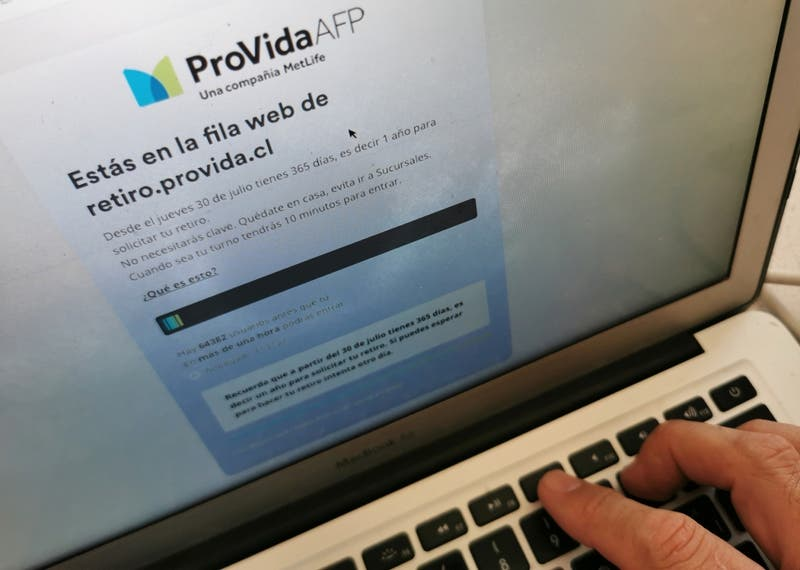 Retiro de fondos de pensiones: AFP ProVida pide disculpas por inconvenientes y anuncia medidas