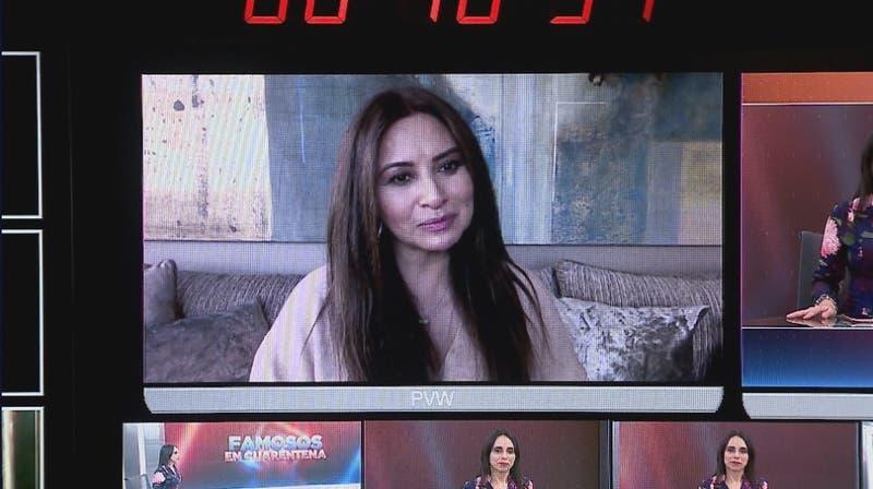 La cuarentena de Myriam Hernández