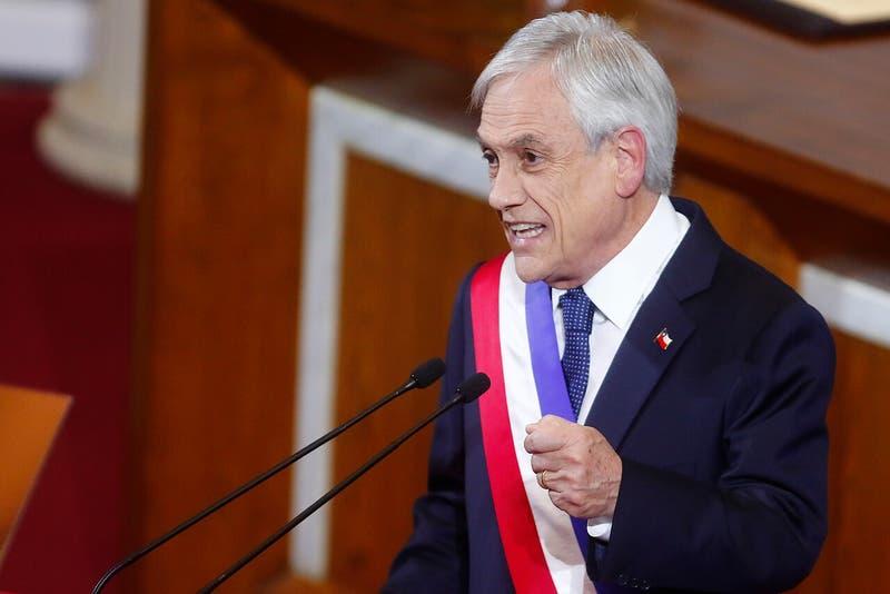 """Oposición por Cuenta Pública de Piñera: """"Perdió una oportunidad única de reconocer los errores"""""""