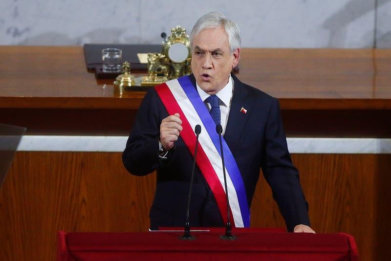 Pulso Ciudadano: Aprobación del Presidente Piñera llega al 15% tras realizar la Cuenta Pública 2020
