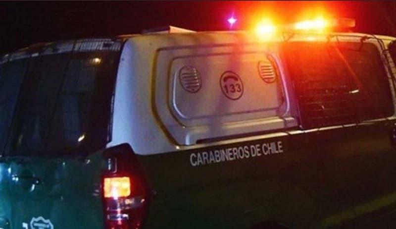 Carabinero resulta herido con perdigones tras ataque en Ruta 5 Sur en Angol