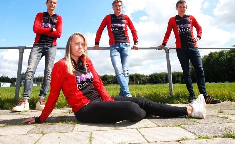 Holanda permitirá que mujer juegue competitivamente en un equipo masculino de fútbol