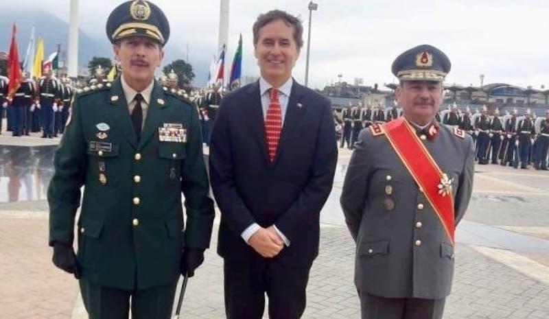 Canciller Allamand confirma ataque armado a embajador chileno en Colombia