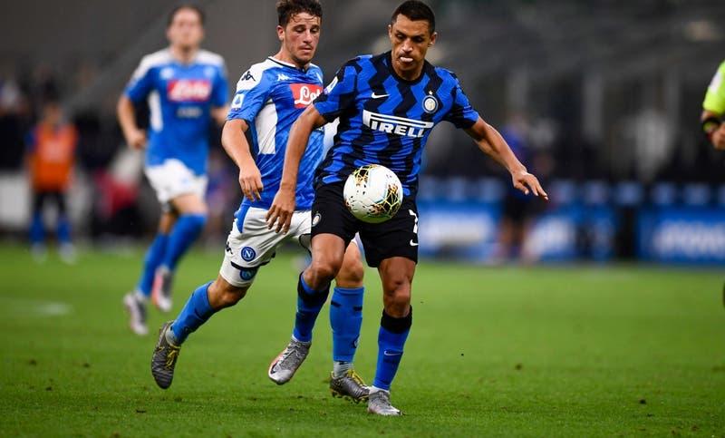 Inter de Milán anuncia oficialmente a Alexis Sánchez hasta el 2023
