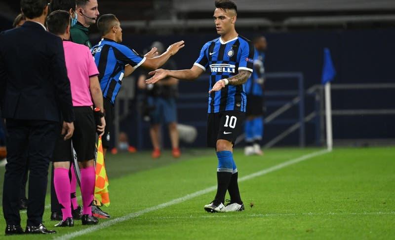 Inter y Alexis avanzan en la Europa League y esperan un posible duelo de chilenos en cuartos