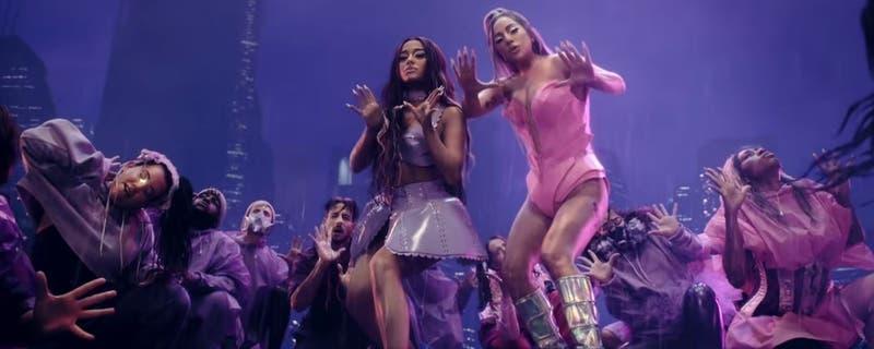 El accidente que le provocó Lady Gaga a Ariana Grande
