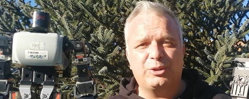 Ia13: Rodrigo Quevedo y su gusto por la robótica