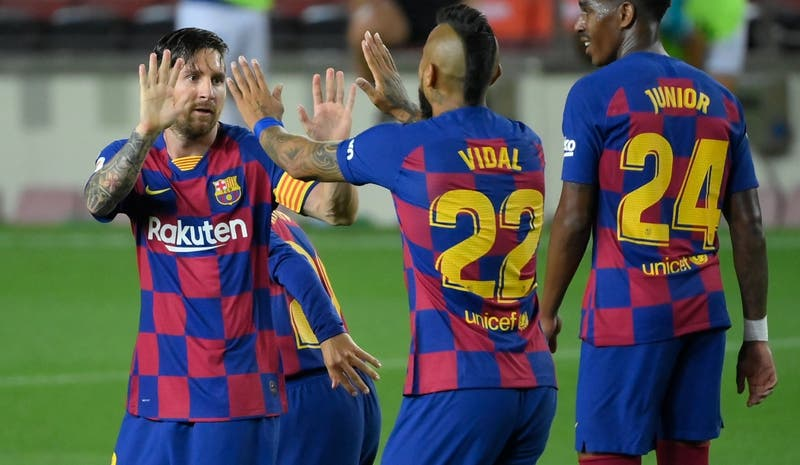 Con el FC Barcelona de Vidal como protagonista: Programación de la Final 8 de la Champions en Lisboa