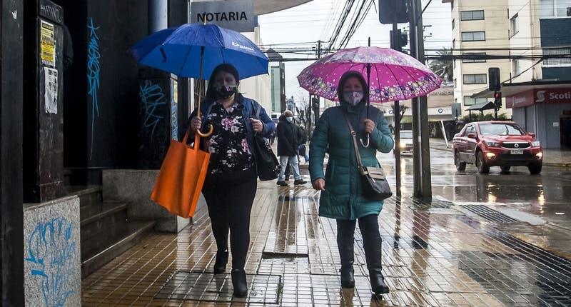 Pronostican posibilidad de lluvia para este fin de semana en Santiago