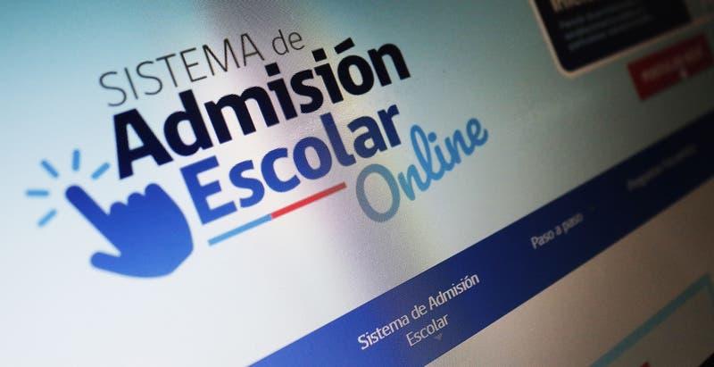 Sistema de Admisión Escolar: Comienza proceso en la región Metropolitana
