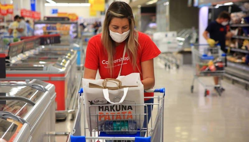 Cencosud firma alianza con Cornershop: Ofrecerá sus productos por la aplicación sin cargo en Chile
