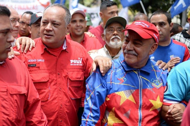 Venezuela: Muere jefe de gobierno de Caracas por COVID-19