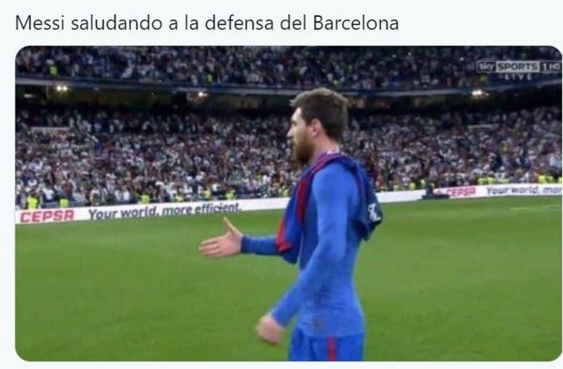 Los memes que dejó la histórica goleada del Bayern Munich sobre el Barcelona por Champions League