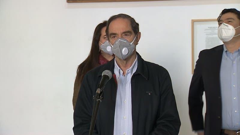 """Ministro de Justicia por propuestas a Celestino Córdova: """"No hemos tenido una respuesta definitiva"""""""