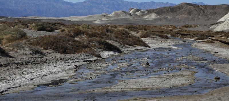 EEUU: Termómetros subieron a 54,4°C en el Valle de la Muerte