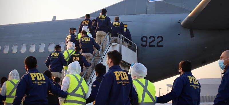Gobierno expulsó a 38 ciudadanos colombianos que estaban en cárceles del país