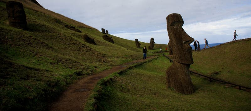 Tapu, la costumbre sagrada que se usó en Rapa Nui - Isla de Pascua para frenar el coronavirus