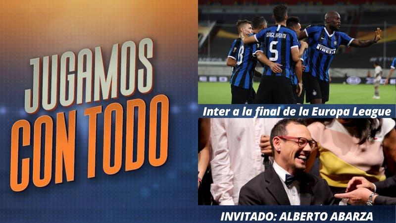 #JugamosConTodo: Inter de Alexis golea y está en la final de la Europa League
