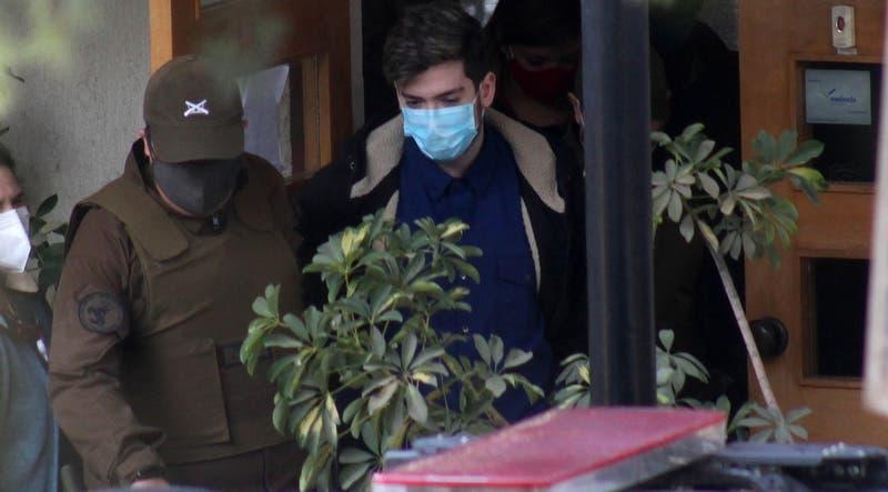 """Hernán """"Nano"""" Calderón es formalizado por parricidio frustrado"""