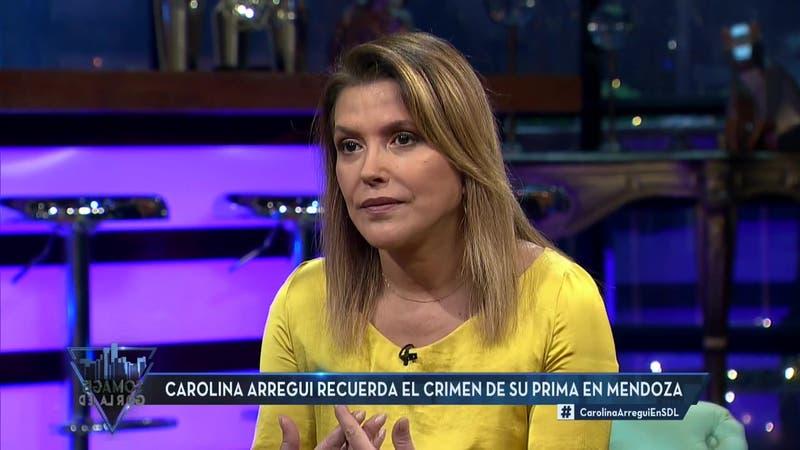 """""""Fue bastante terrible"""": Carolina Arregui recuerda el crimen de su prima Concepción en Mendoza"""