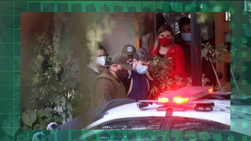 Raquel Argandoña habla sobre la detención de su hijo imputado por parricidio frustrado