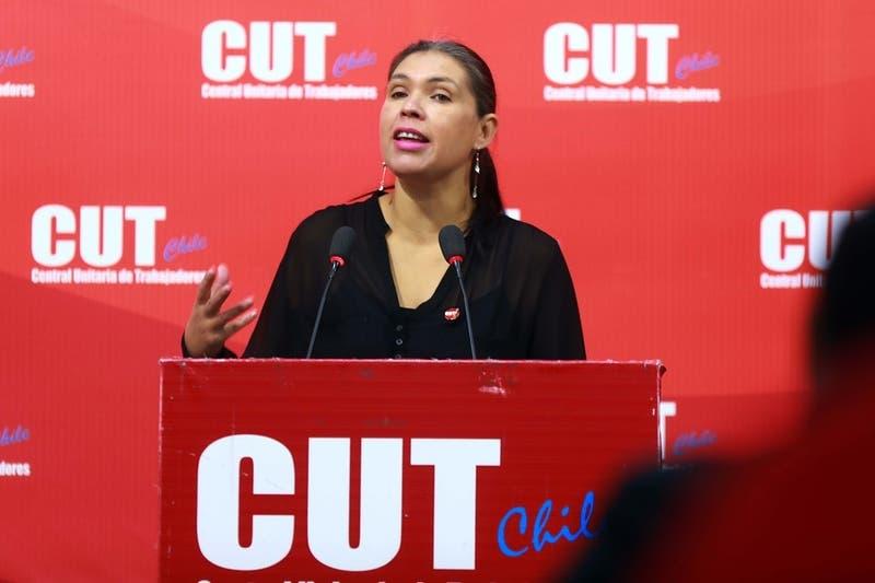 CUT propone sueldo mínimo de 400 mil pesos