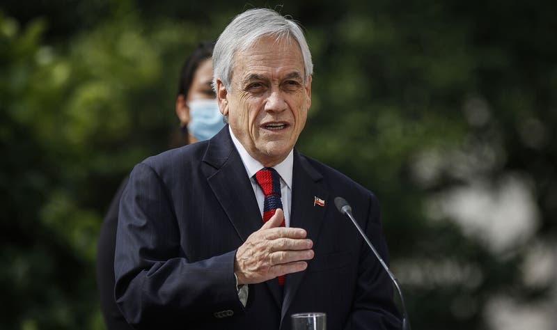 """Piñera por """"Estallido 2.0"""": """"Hay gente que lleva meses trabajando para incentivar y provocarlo"""""""