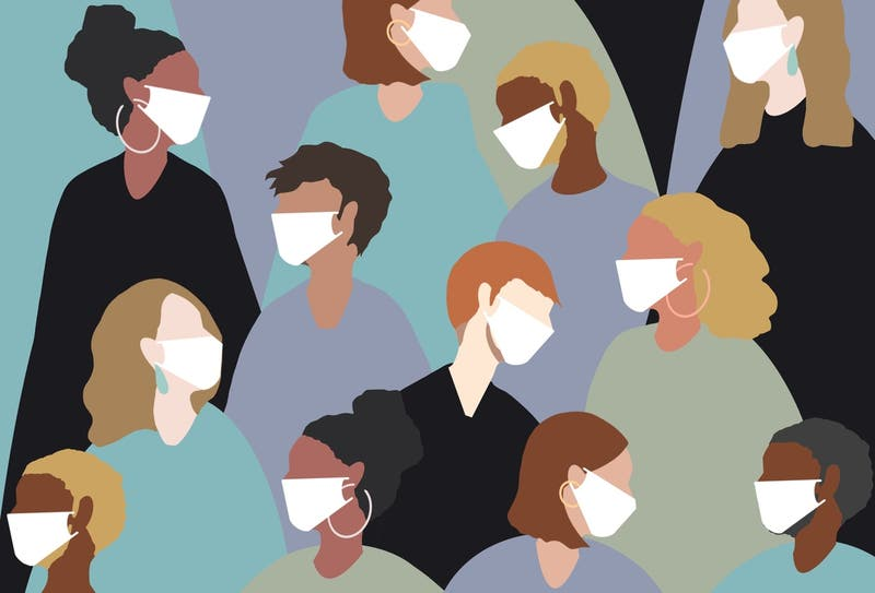 Coronavirus en tiempo real: La curva de contagios en Chile