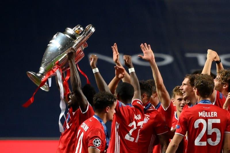 Supercopa de Europa se jugará con público en medio de la pandemia