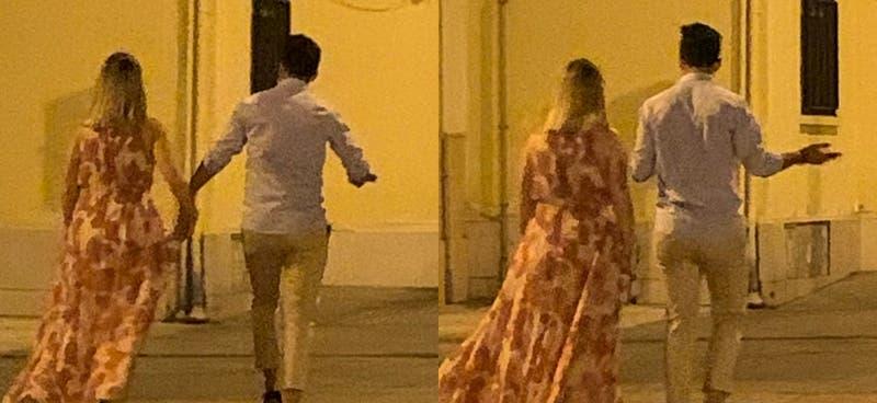 El noble gesto de un joven con su pareja que se volvió viral: el detalle está en la parte inferior