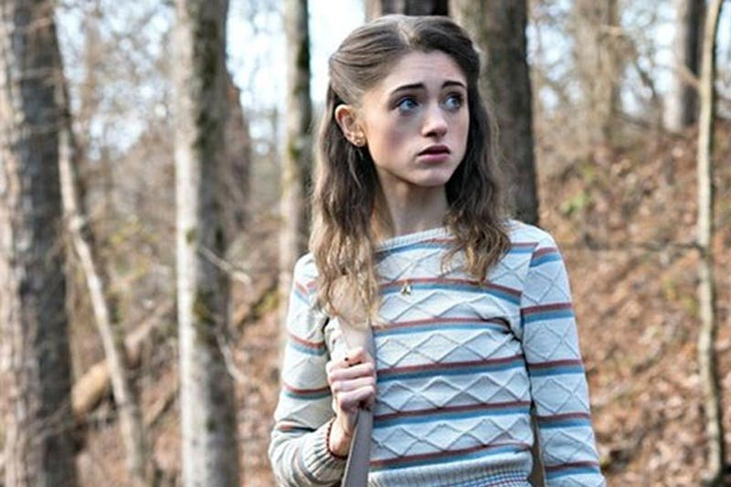 Stranger things: fama sobresexualizó a actores, dijo Natalia Dyer