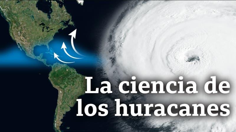 Huracán Laura: ¿cómo se forman los ciclones tropicales?