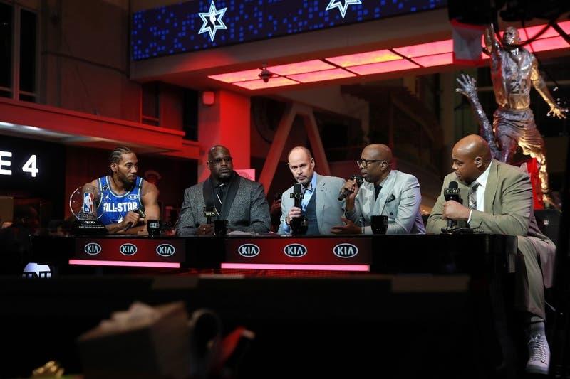 Ex jugador y comentarista de la NBA se retira de estudio de televisión en apoyo al boicot racial