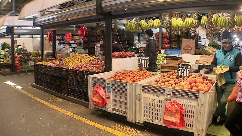 Frutas y verduras: ¿Subieron los precios por el llamado a paro de los camioneros?