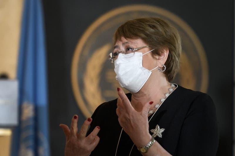 Michelle Bachelet advierte que revertir las desigualdades será crucial para evitar futuras pandemias