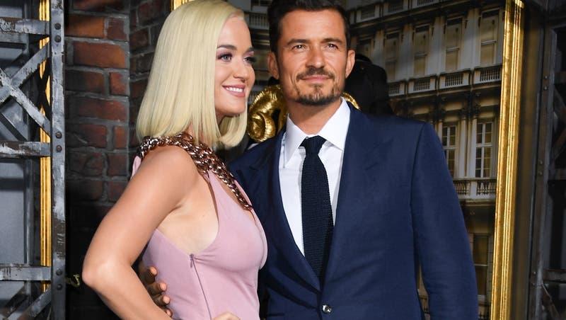 ¡Katy Perry y Orlando Bloom ya son padres!: pareja anunció el nacimiento de su hija con esta foto