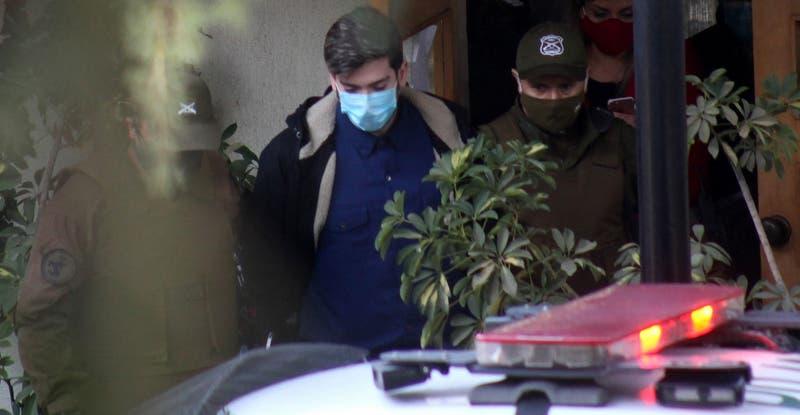 """Corte de Apelaciones revisa medidas cautelares de Hernán """"Nano"""" Calderón"""