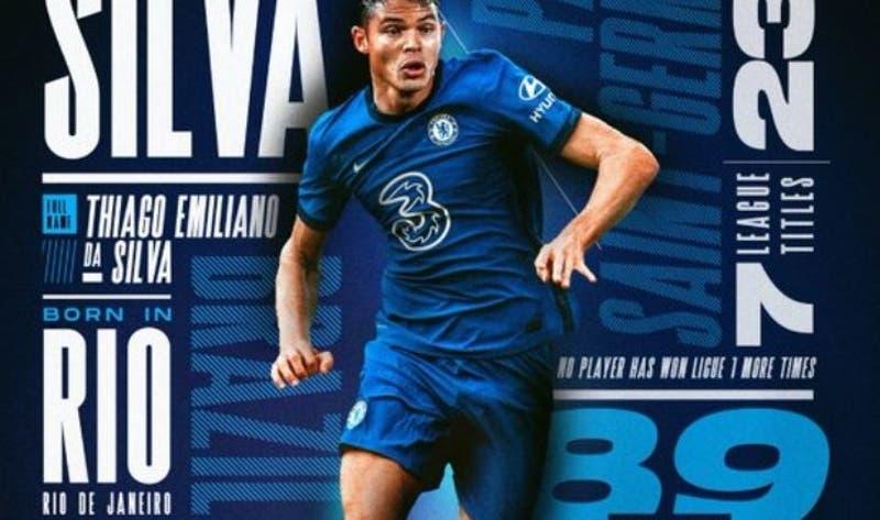 Chelsea FC ficha a Thiago Silva: este es el súper equipo inglés