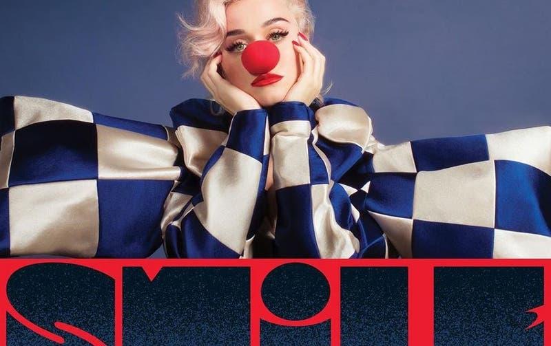 Katy Perry: nuevo disco Smile, en el hospital tras ser madre