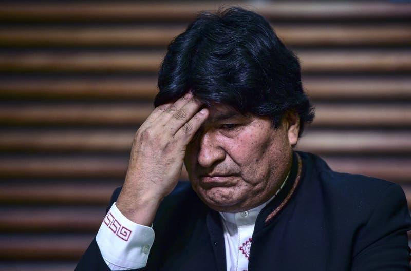 Evo Morales da positivo a COVID-19 e inicia tratamiento médico