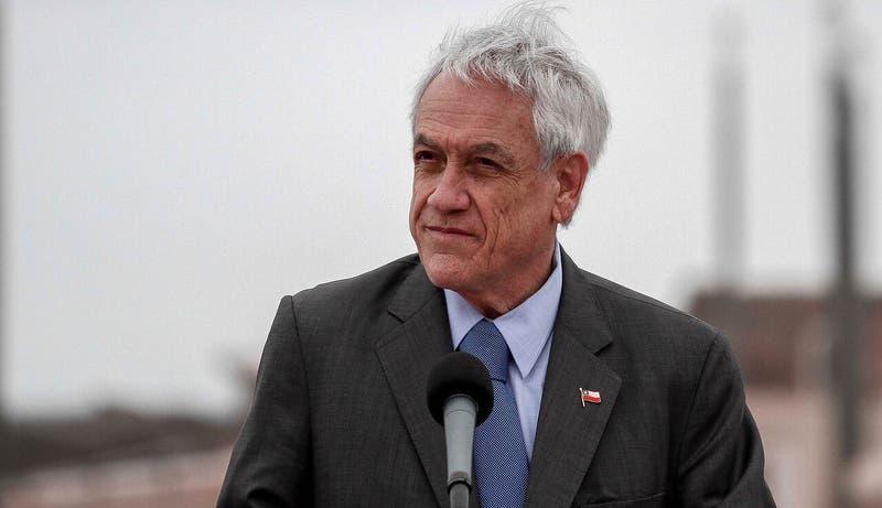 """Piñera por paro de camioneros: """"La solución no está en un paro, está en el diálogo"""""""