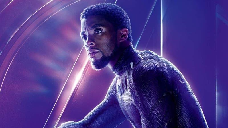 """Chadwick Boseman habría grabado su última aparición como """"Black Panther"""" antes de morir"""