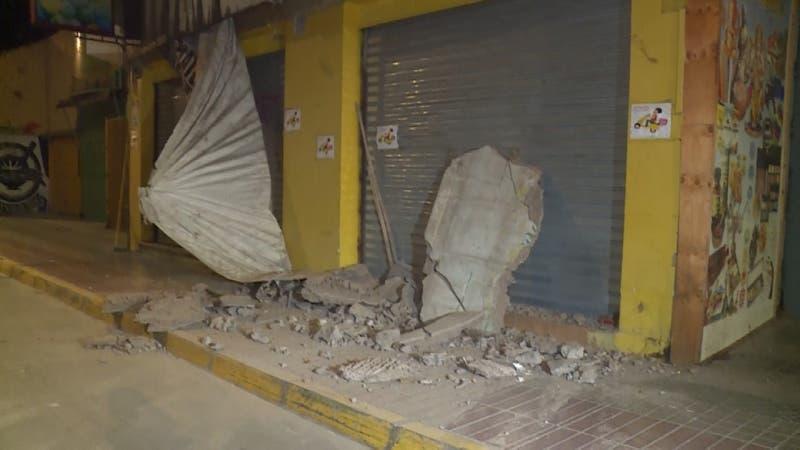 Alarma en el norte por sismo grado 7: Más de 90 réplicas en menos de 20 horas